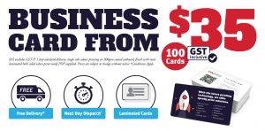 Short Run Business Card Printing